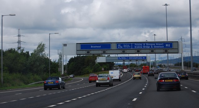Junction 25a, M8