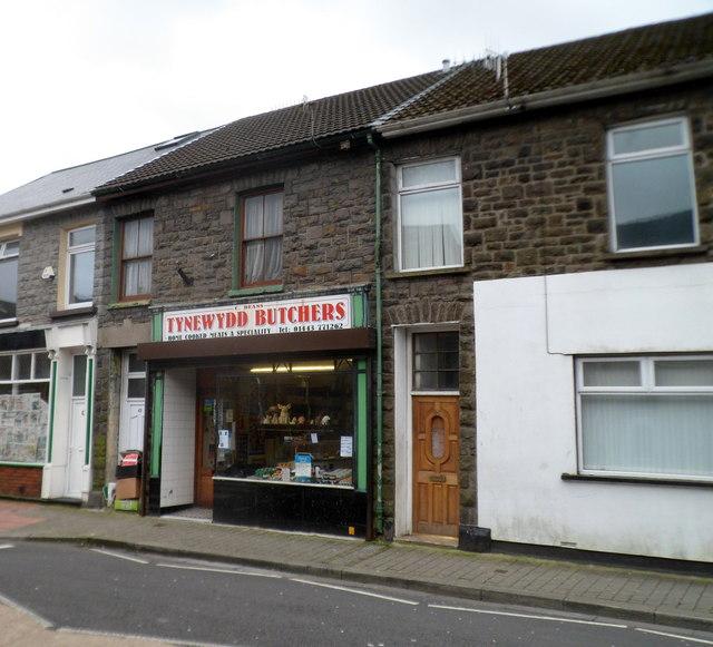 Tynewydd Butchers