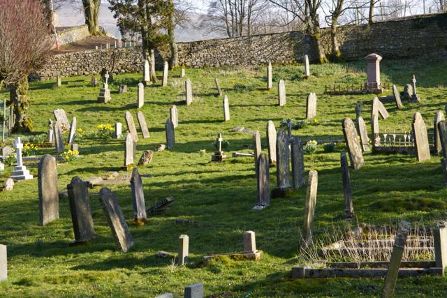 St Andrew Churchyard, Aysgarth