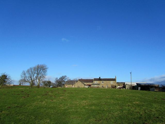 Farm at Redmires, near Grantley