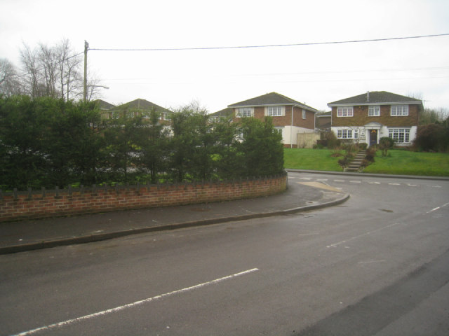 The Drive / Hill Road