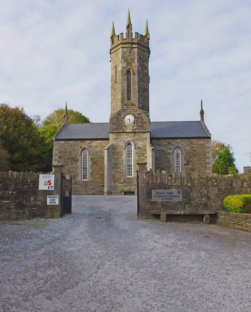 Teach Ceoil (former Church of St. Andrew's), Church Street, Ennistymon