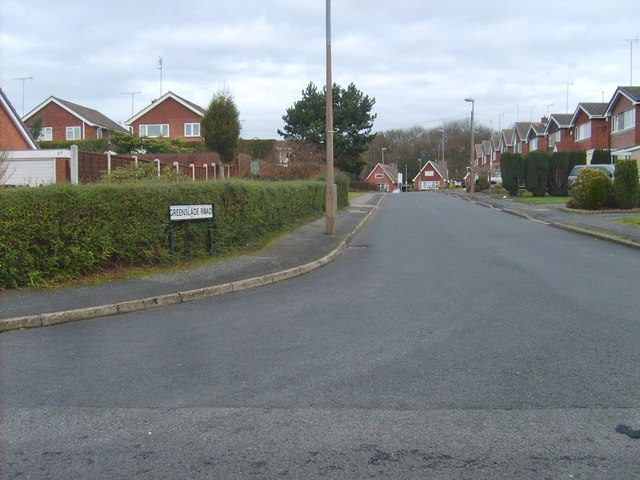Greenslade Road Scene