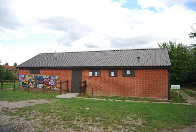 Pavilion, Claydon Recreation Ground