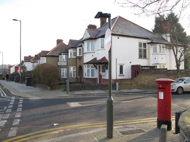 Finchley Lane / Alexandra Road, NW4 (2)
