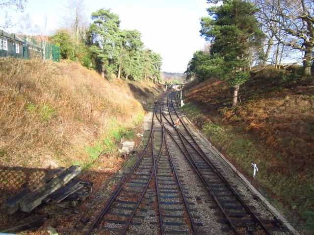 Spa Valley Heritage Railway
