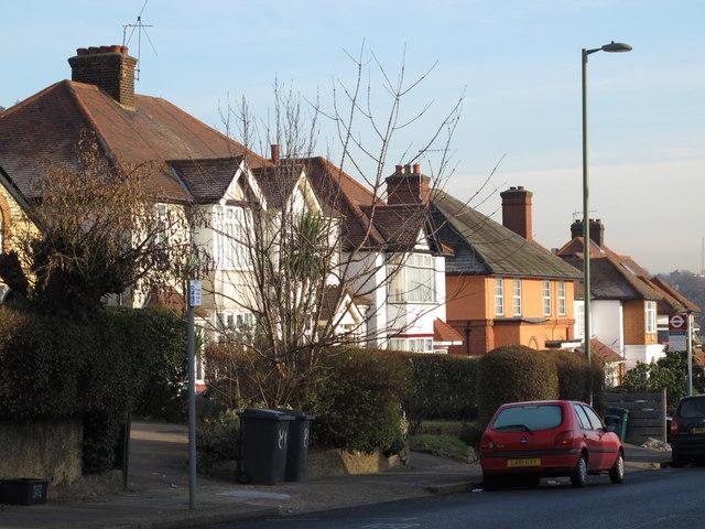 Finchley Lane, NW4