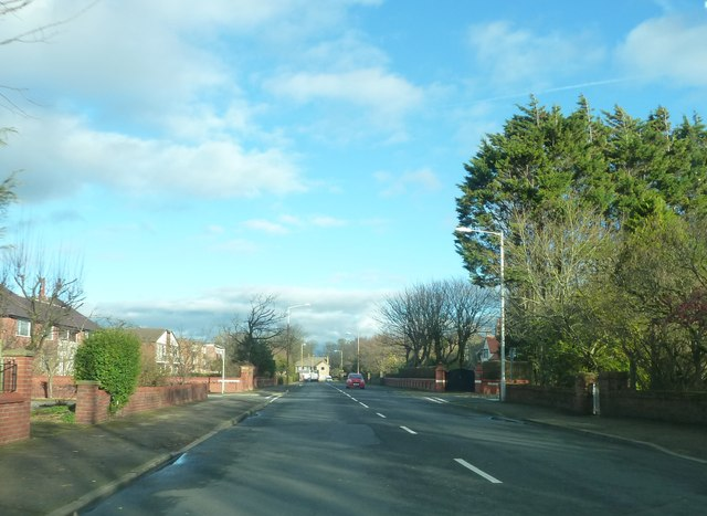 St Annes Road East