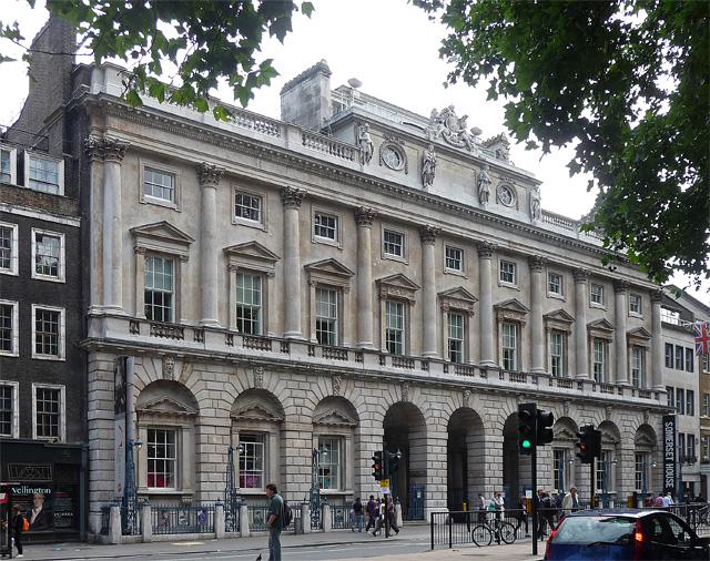 Somerset House, Strand
