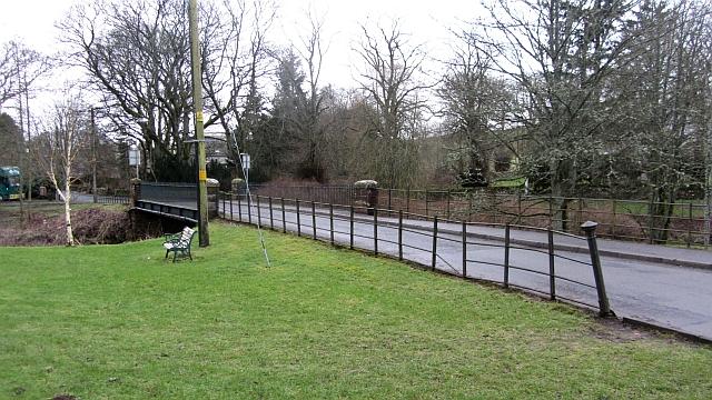 Bridge, Bogsbank Road