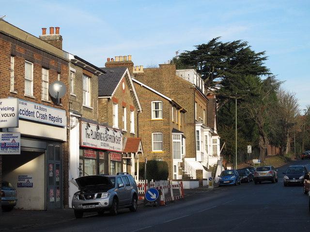 Parson Street (B552), NW4