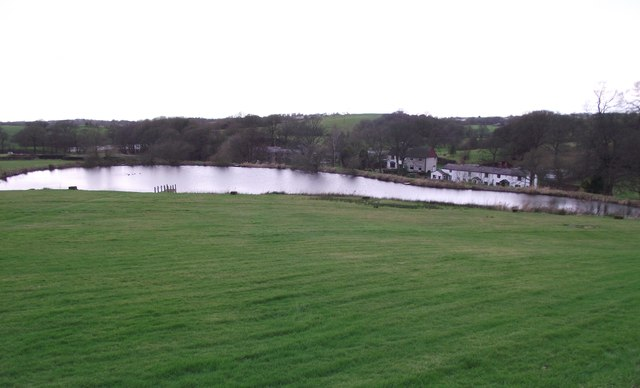 Field and small reservoir