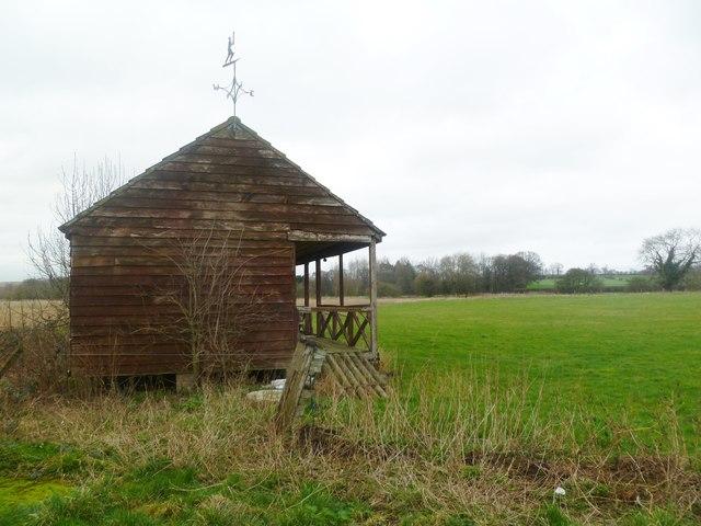 Spetisbury, cricket pavilion