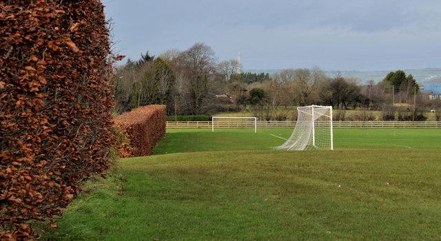 Goalposts, Mallusk, Newtownabbey (2)