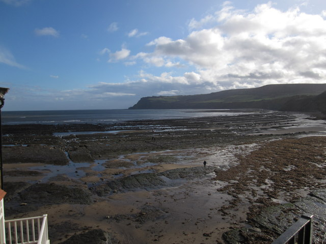 Bed of the bay, Robin Hood's Bay