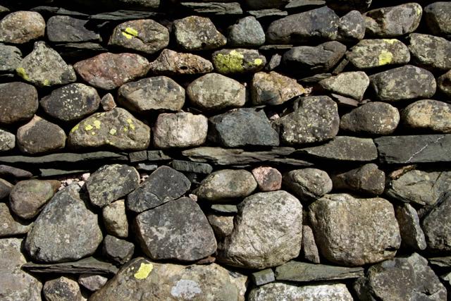 Lakeland Stone Wall Burns Farm Keswick
