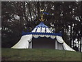 TQ0960 : Turkish Tent by Colin Smith