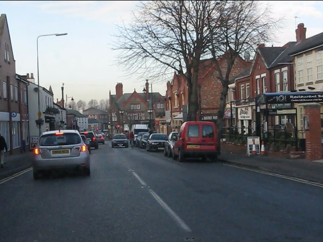 London Road, Stockton Heath