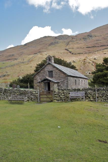 The Old Church of Saint Martin Martin Dale
