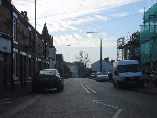 Walton Road west of Chapel Lane
