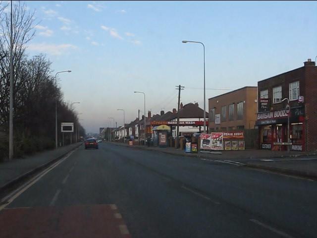 Bargain Booze, Chester Road, Warrington