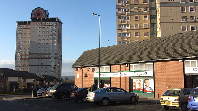 Shop, Muirhouse Road