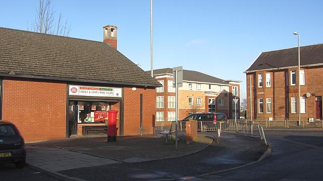 Post office, Muirhouse