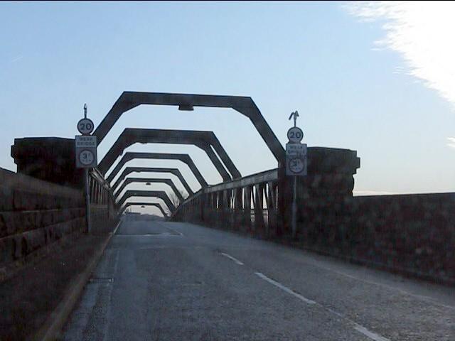 Latchford High Level Bridge