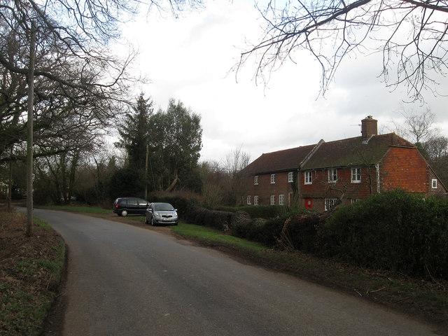 Cottages, Muddles Green