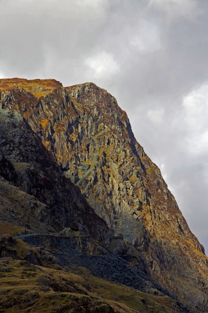 Bell Crag Honister Pass
