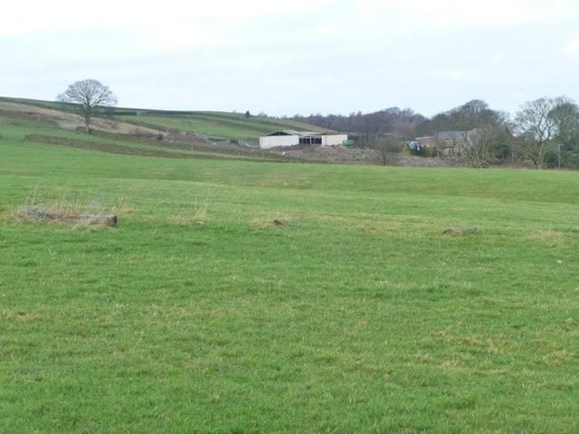 Buildings at Whinburn Farm