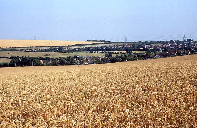 View from Petersfield Lane (2)