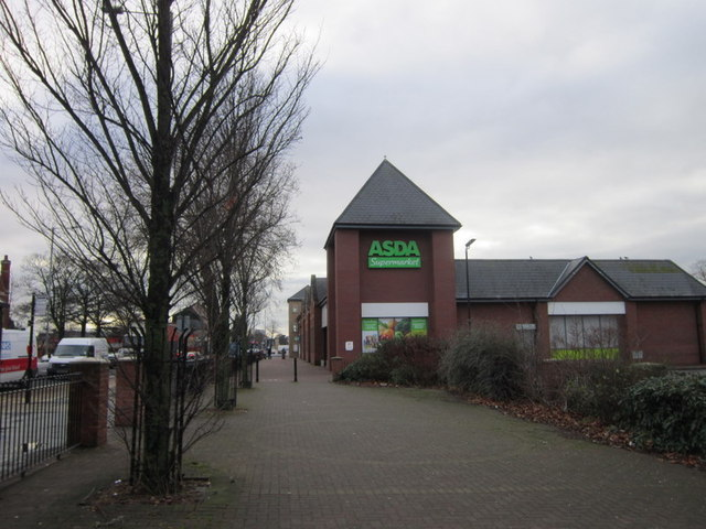 The Asda store on Beverley Road, Hull