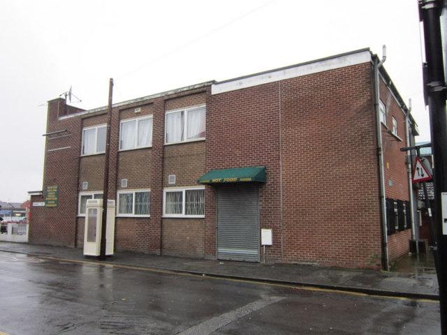 The Ringside social club, Beverley Road