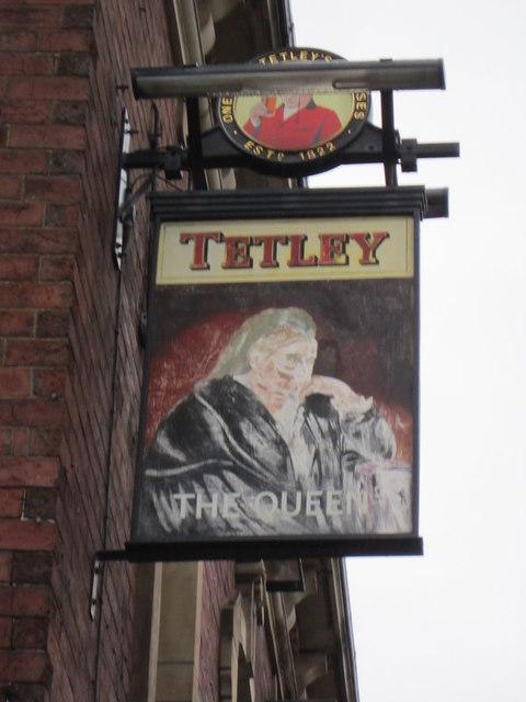 The Queen on Burley Road, Leeds