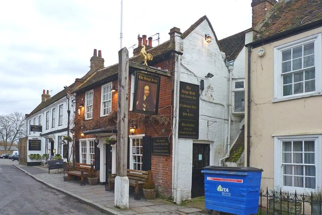 The Kings Head on Church Square