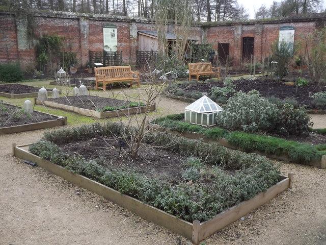 Walled Garden, Painshill