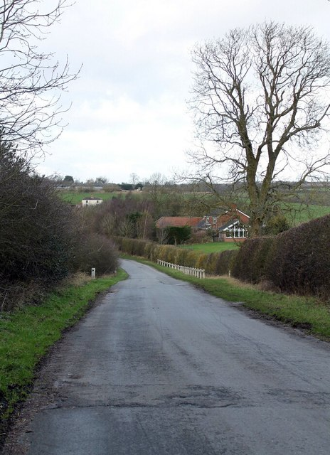 Station Road, South Willingham