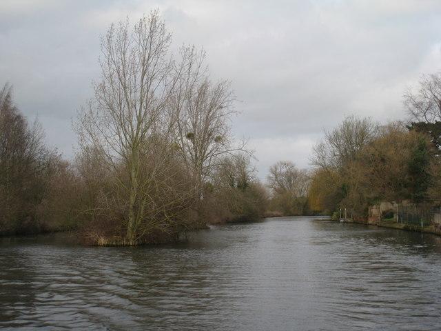 Islands in the Avon