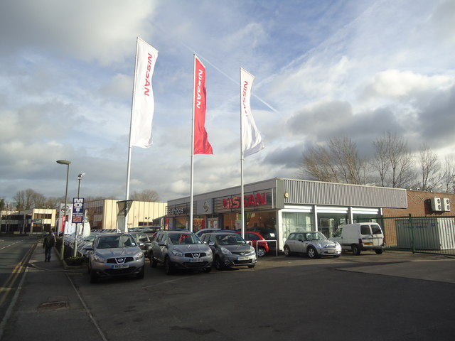 Bishops Nissan, Walnut Tree Close, Guildford