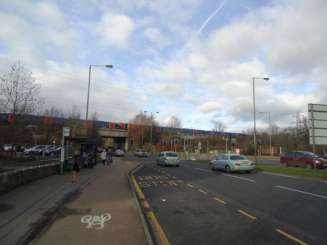 Woodbridge Road, Guildford