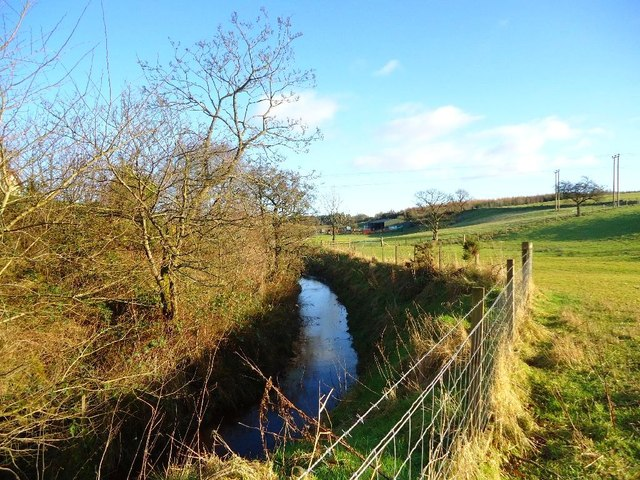Lochgreen, Skipperton Burn