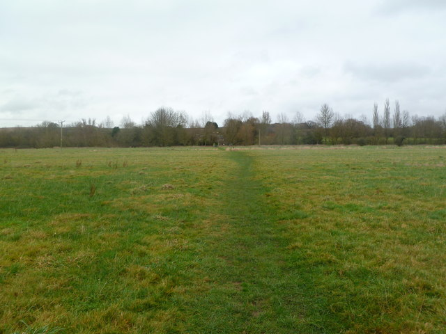 Tarrant Crawford, Stour Valley Way