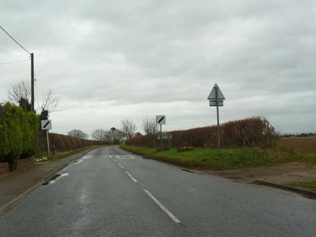 Potton Road, Everton