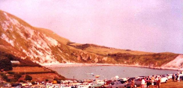 Lulworth Cove, June 1962