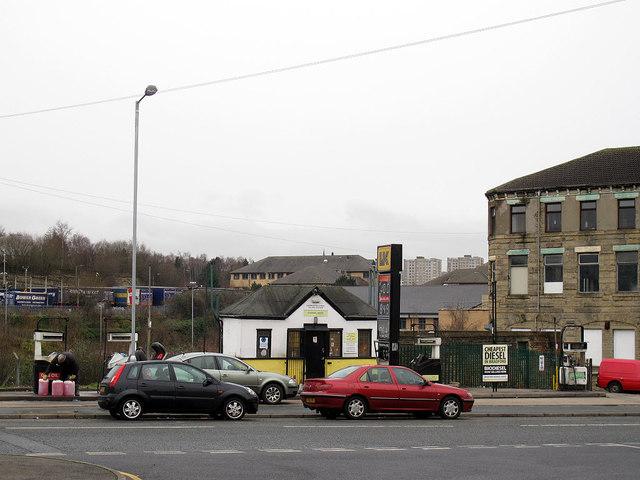 Hammerton Street Filling Station