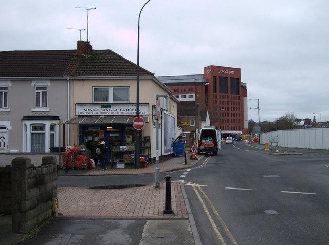 Corporation Street, Swindon