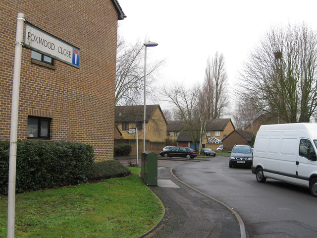 Foxwood Close, Feltham
