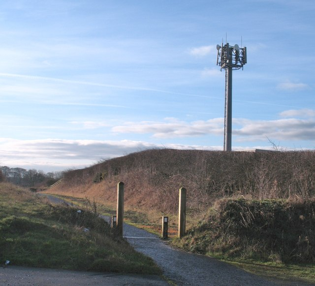 Phone mast by A168