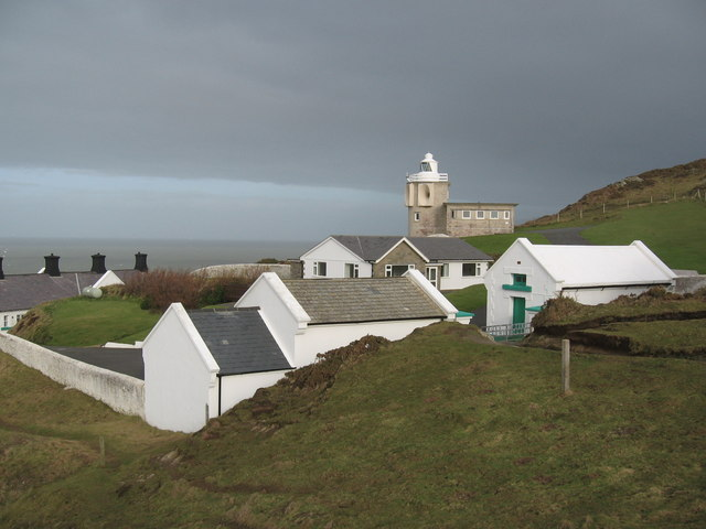 Bull Point Lighthouse